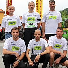 CK-Runners vor dem Start